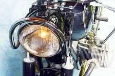'BMW R69S ARTWORK' von Ingo Laue bei artflakes.com als Poster oder Kunstdruck $16.63