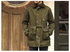 Barbour, Military Jacket, Jackets, Fashion, Down Jackets, Field Jacket, Moda, La Mode, Jacket