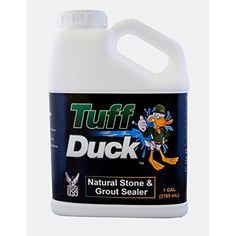 Tuff Duck Granite, Grout and Marble Sealer 1 Quart Stone Tile
