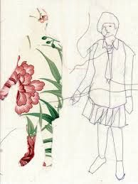 rosie james - Google Search Embroidery Patterns, Hand Embroidery, Machine Embroidery, Drawing People, People Drawings, Rosie James, Stitch Pictures, Contemporary Embroidery, Fabric Art