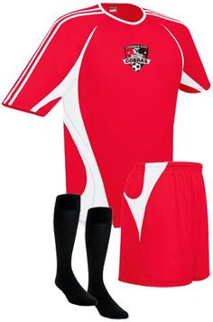 Dallas Soccer Package. Available in 21 colors, great Soccer Uniform Package for your team, club or league.