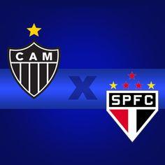 Hoje é dia de disputa pela Libertadores. Pra quem você vai torcer: Atlético Mineiro X São Paulo? #Libertadores #Futebol
