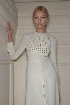 Cool Chic Style Fashion: Valentino Haute Couture Spring 2012 Backstage