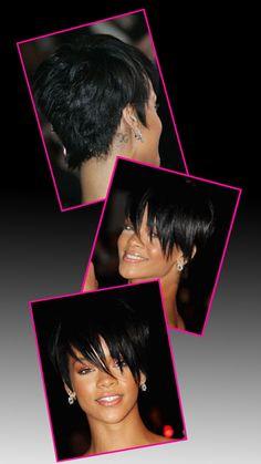 Rihanna Hairstyles - Bing Images