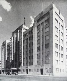 I spent some happy times at Broadcast House back in the day! Johannesburg Skyline, Third World Countries, Art Deco Buildings, Historical Pictures, African History, Beautiful Buildings, The Good Old Days, Heritage Site, Live