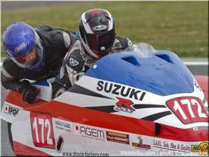 Eric Sauvage, Side Car, Motorcycles, Cars