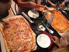 Pizza alla Mallorca