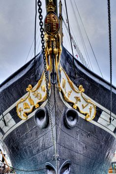 SS Great Britain #gbtravel: http://www.europealacarte.co.uk/blog/2013/04/18/gbtravel-hashtag-great-britain-travel-tweets/