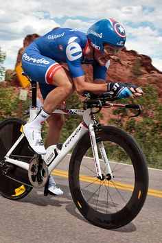 Captain America David Zabriski, Tour de France... Tour of Utah, Tour of California