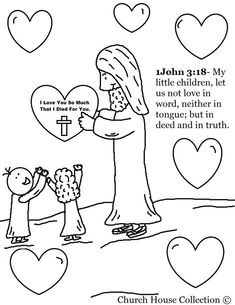 Valentine's Day Craft: FREE Jesus Loves Me Magnets with Pr