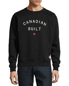 Let's the games begin. Hudson's Bay has just launched its Team Canada Olympic collection ahead of the Pyeongchang, Winter Games in South Korea next month. Graphic Sweaters, Olympic Team, Hudson Bay, Winter Games, Spring Looks, Olympics, Product Launch, Canada, Unisex