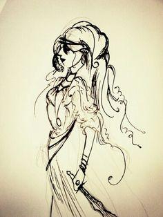 Or maybe Boadicea.