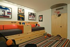 Upper East Side townhouse - contemporary - kids - new york - AJS Designs