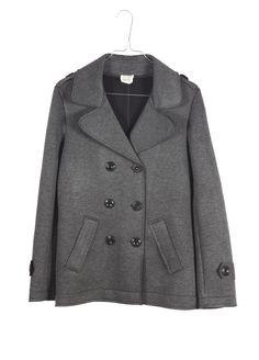 septiembre en www.drbloom.es chaqueta de neopreno gris