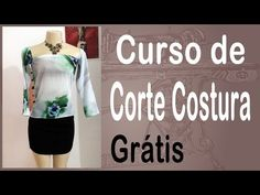 Corte e Costura passo-a-passo Blusa Ciganinha em apenas 14minutos - Super Fácil! - YouTube Sewing Hacks, Sewing Tutorials, Sewing Patterns, Learn To Sew, Hand Sewing, Style Inspiration, Formal Dresses, Lady, How To Wear