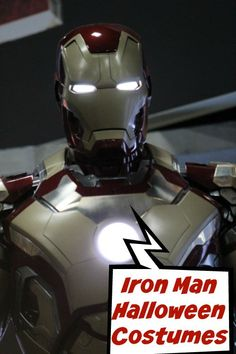 We have Iron Man Halloween Costumes, some with light up arc reactors! Iron Man is the focus of these super hero Iron Man Halloween costumes for everyone.