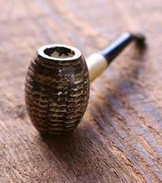 Missouri Meerschaum 'Country Gentleman' Corn Cob Pipe