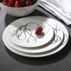 Mikasa Love Story Collection our china set