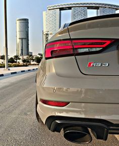 Take the RS3 out!