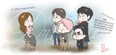 Dream with Exo