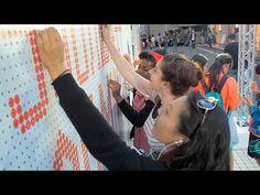 日本廣告果然厲害!澀谷街頭出現可聽 3500 萬首歌的音牆! - JUKSY 流行生活網