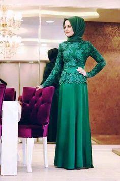 Model Kebaya Modern Hijab