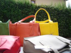 Borsetteria Poldina COLLEZIONE Summer 2014 Leather Handmade Bags & accessories Made in Vicenza/ Italy