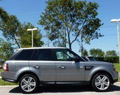 2013 Land Rover Range Rover Sport, Orkney Gray