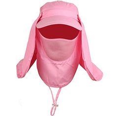 Jemis Women Outdoor Sun Hat Breathable Anti-uv Antistatic Bucket Hat (Pink) Jemis http://www.amazon.com/dp/B011VE1EPS/ref=cm_sw_r_pi_dp_ved4vb1CH470Y