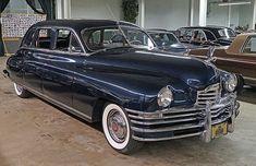 1948 Packard Super Eight Limousine