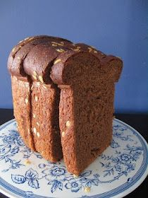 My Five Men: Dark Whole Wheat Bread