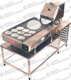 besco tortilla machine