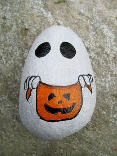 halloween ghost rock