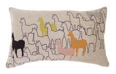 'Llama' Cushion