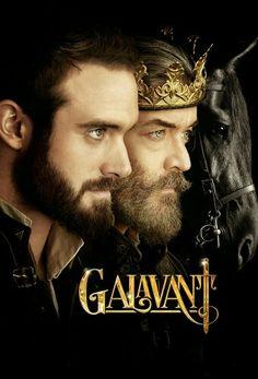 Galavant. Such a goofy, fun show
