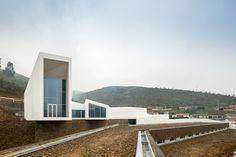 Alvaro Andrade: Centro de Alto Rendimento de Foz Coa, Pocinho, Vila Nova de Foz Coa, Portogallo. Centro di canottaggio.