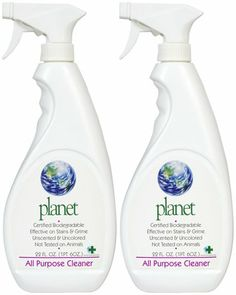 Planet All Purpose Spray Cleaner from soap.com