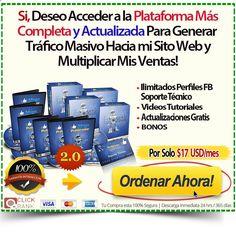 HAZ CLIC AQUÍ y Publica GRATIS en Facebook y Gana Dinero al Mismo Tiempo Sin Invertir un Solo Centavo en Publicidad...