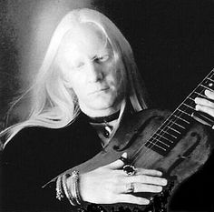 Johnny Winter -  from Beaumont, TX  my parents went to high school with Edgar and Johnny Winter…French High        :)