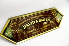 The Ginstitute, Portobello Road, London, England « David Smith – Traditional Ornamental Glass Artist