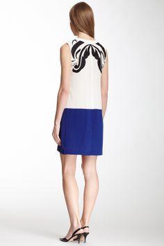 DEREK LAM Sleeveless Shirt Dress