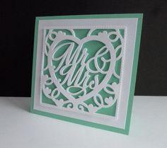 CAS306 ~ Cabana Wedding by sistersandie - Cards and Paper Crafts at Splitcoaststampers