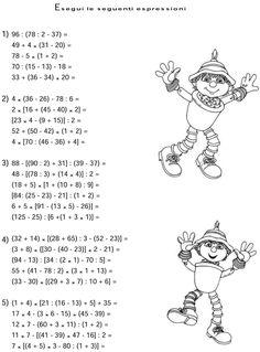 4th Grade Math, Kindergarten Math, Teaching Math, Picture Comprehension, Senses Preschool, Math Magic, Printable Math Worksheets, Math Formulas, Love Math