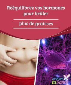 Rééquilibrez vos hormones pour brûler plus de graisses Ce n'est pas forcément connu de tout le monde, mais il existe une grande corrélation entre les hormones et le poids, ou la graisse accumulée.