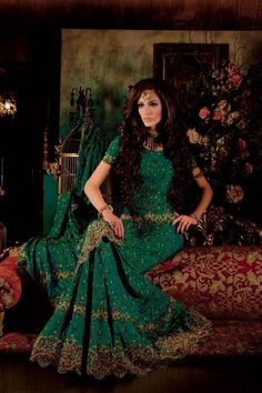 Sana Designs - I have always loved Indian clothing. It's sexy and the colors are so vibrant.