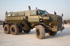 zombie defense vehicle | Casspir Mk6/ MPV-I