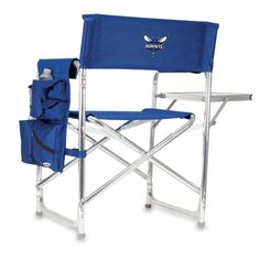 Outdoor Picnic Time NBA Sports Chair Navy - 809-00-138-324-4