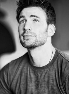 Chris Evans photographed by Jesse & France for Gremly Media