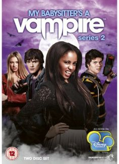 all vampire movies on dvd images | Buy My Babysitter's A Vampire - Series 2  on