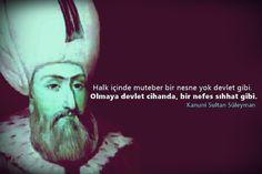 Kanuni Sultan Süleyman Sözleri Sultan Ottoman, Famous Words, Einstein, Islam, Movie Posters, Movies, Fictional Characters, Facebook, Rice